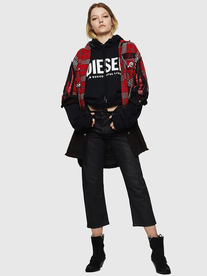Diesel - Aryel 069JD, Black/Dark grey - Jeans - Image 6