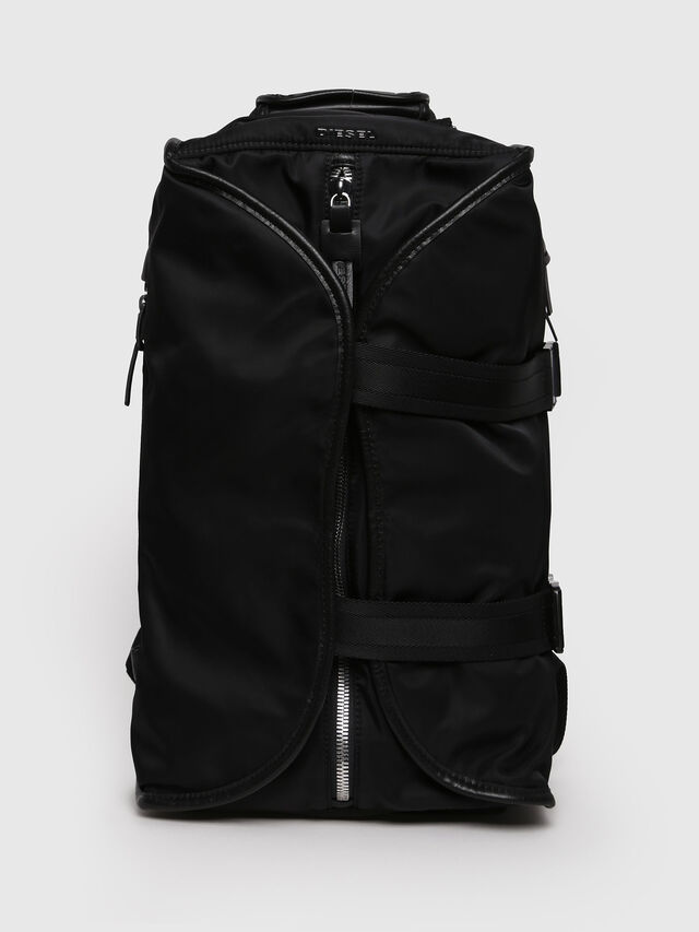 Diesel - F-LAW BACK, Black/Blue - Backpacks - Image 1