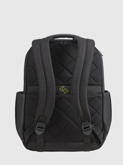 "Diesel - ""KB1*19001 - OPENROA, Black/Yellow - Backpacks - Image 2"