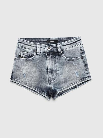 Diesel - PGINGHER, Light Blue - Shorts - Image 1