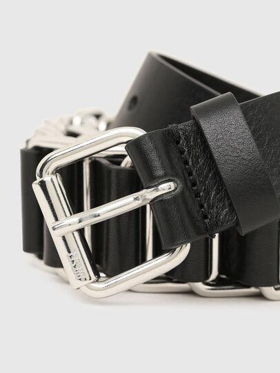 Diesel - B-BUL, Black - Belts - Image 2