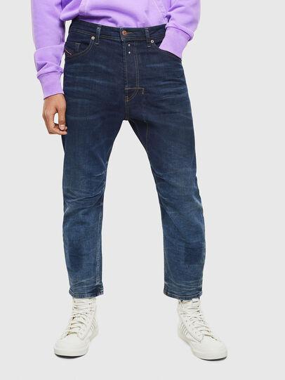 Diesel - Narrot 0097U, Dark Blue - Jeans - Image 1
