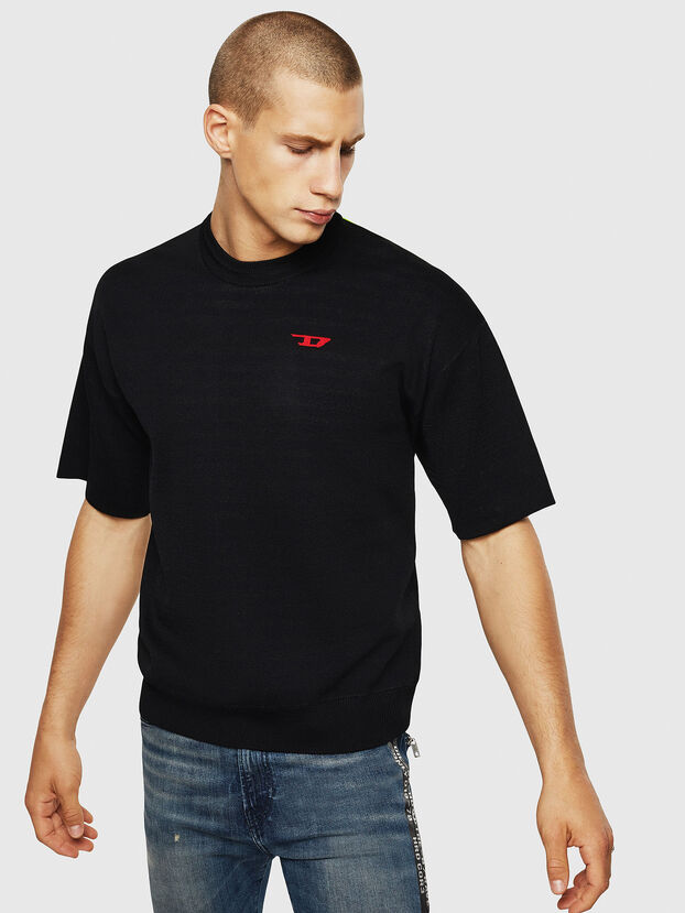 K-TOMM, Black - Knitwear