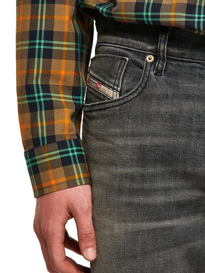 Diesel - D-Fining 09A73, Black/Dark grey - Jeans - Image 3