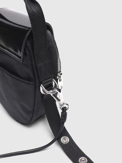 Diesel - JACKIE, Black - Crossbody Bags - Image 7