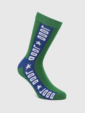SKM-RAY, Green - Socks