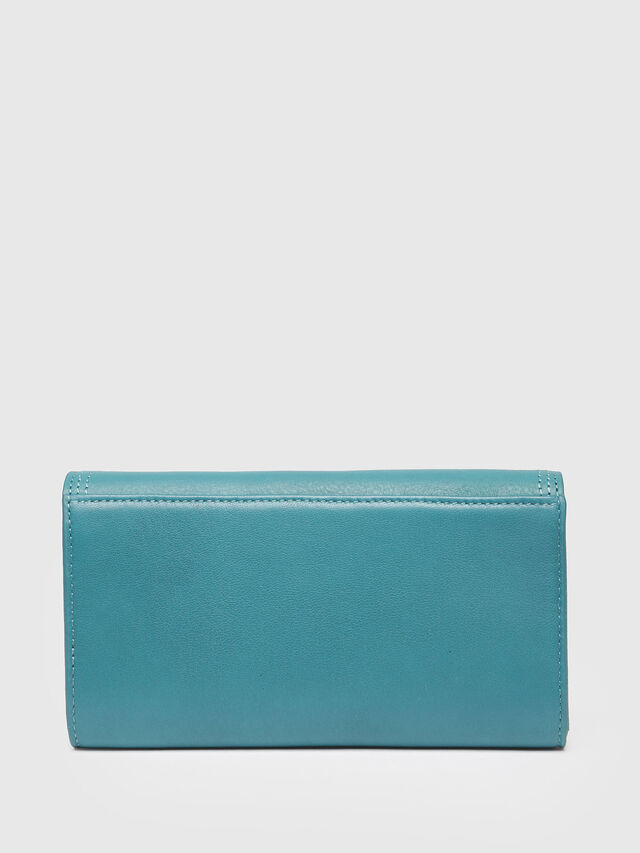 Diesel - GIPSI, Water Green - Small Wallets - Image 2