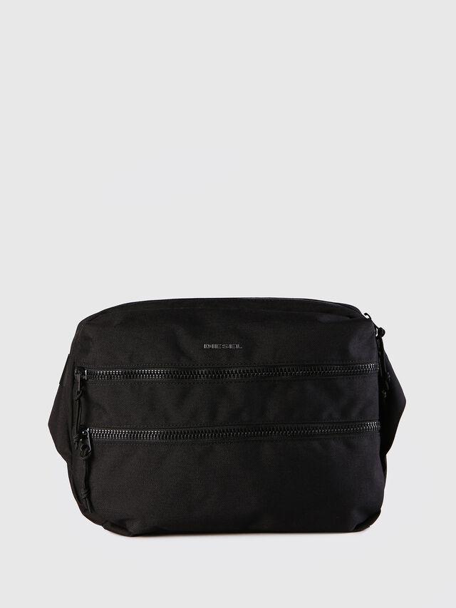 Diesel F-URBHANITY CROSSBOD, Black - Backpacks - Image 1
