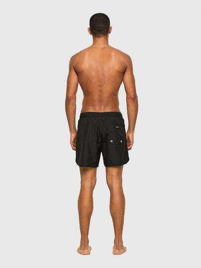 Diesel - BMBX-REEF-40-X, Black - Swim shorts - Image 2
