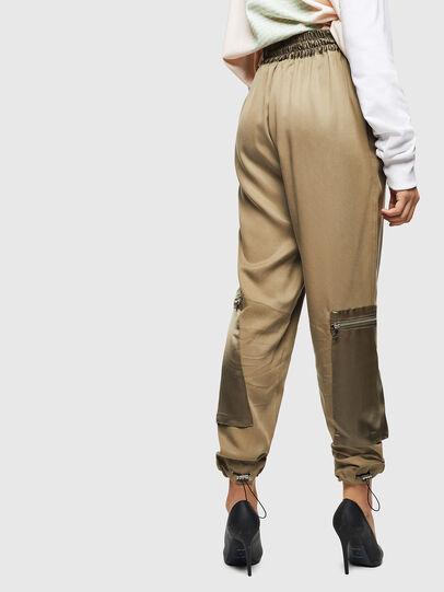 Diesel - P-LEX, Military Green - Pants - Image 2