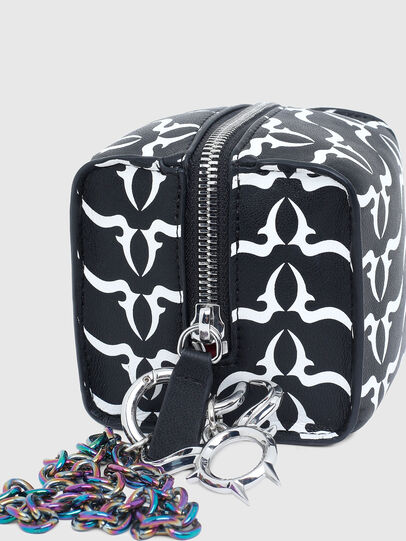 Diesel - CL - THIRDY BULL LOG, Black - Bijoux and Gadgets - Image 5