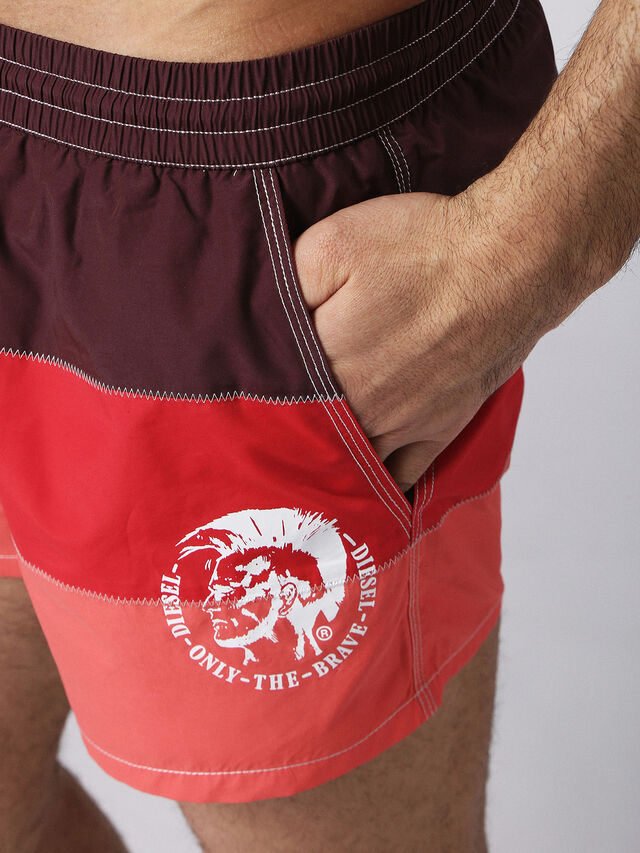 BMBX-CAYBAY SHORT, Red
