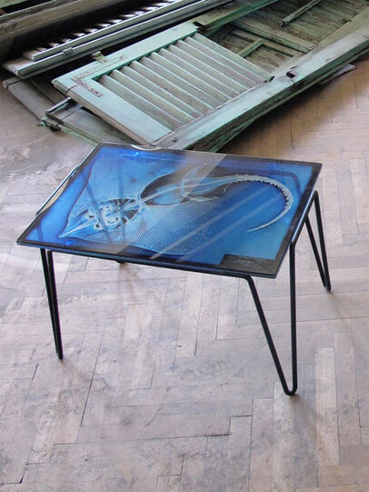 Diesel - XRADYO - SIDE TABLE, Multicolor  - Furniture - Image 2