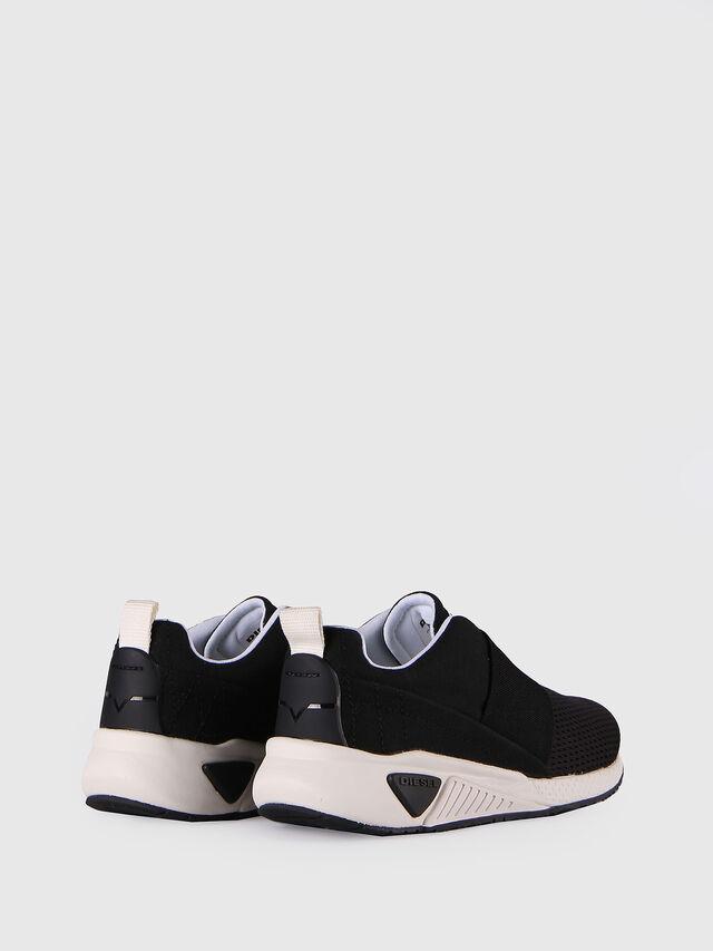 Diesel - S-KB ELASTIC, Black - Sneakers - Image 3