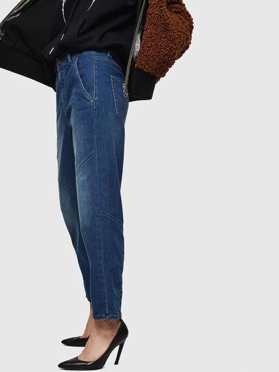 Diesel - D-Rollar JoggJeans 069IT, Medium blue - Jeans - Image 4