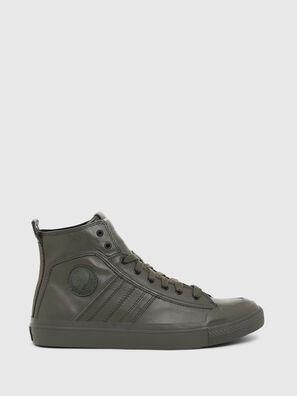 S-ASTICO MID LACE, Dark Green - Sneakers