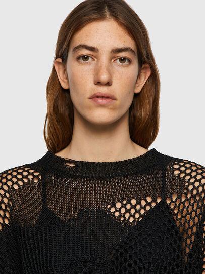 Diesel - M-MISSOURI, Black - Knitwear - Image 3
