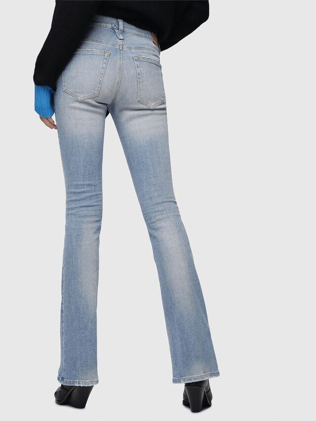 Diesel - D-Ebbey 086AW, Light Blue - Jeans - Image 2