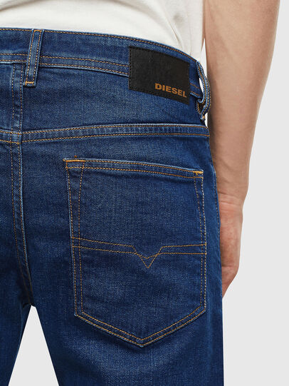 Diesel - Buster 0095Z, Dark Blue - Jeans - Image 4