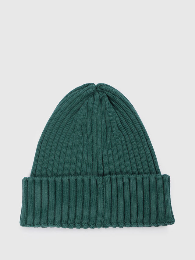 Diesel - K-CODER-B, Green - Caps, Hats and Gloves - Image 2