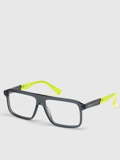 Diesel - DL5370, Grey - Eyeglasses - Image 2