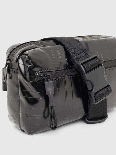 Diesel - X-BOLD BELTBAG PK, Black - Belt bags - Image 5