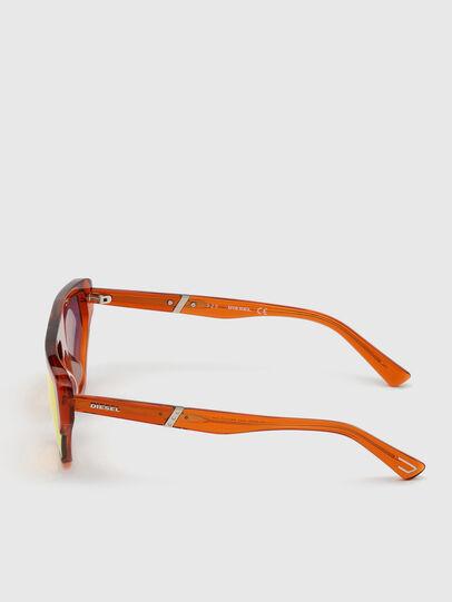 Diesel - DL0322, Orange - Sunglasses - Image 3