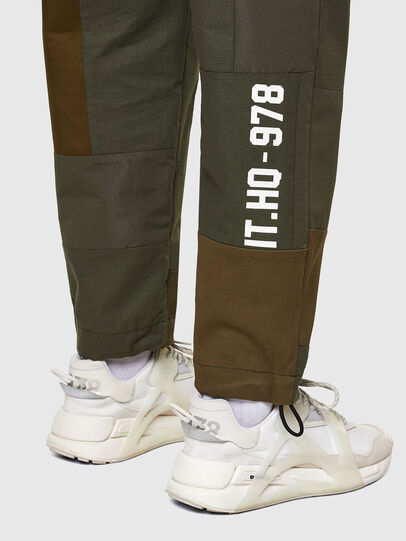 Diesel - P-HOR, Military Green - Pants - Image 5