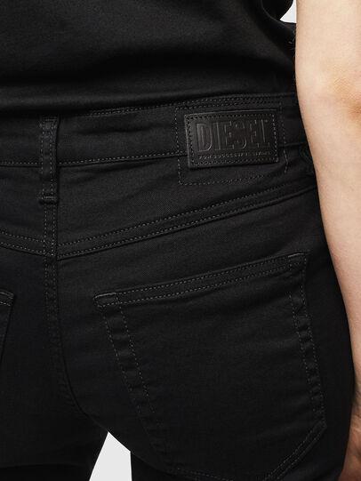 Diesel - Babhila 069EI, Black/Dark grey - Jeans - Image 4