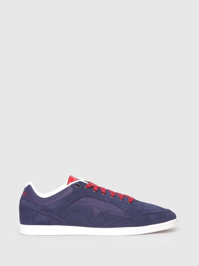Diesel - S-HAPPY LOW, Navy Blue - Sneakers - Image 1