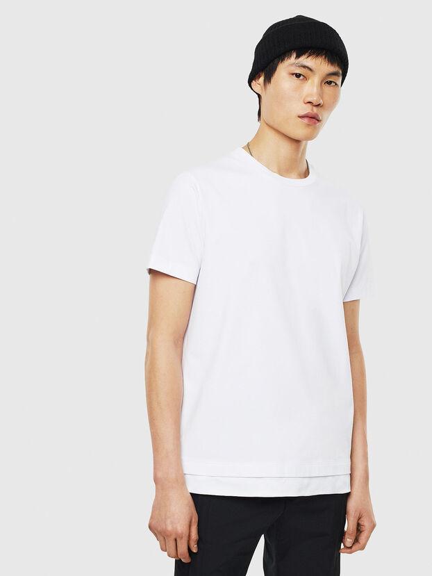 T-TEIN, White - T-Shirts