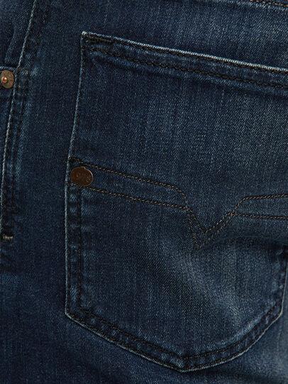 Diesel - Waykee 0814W, Dark Blue - Jeans - Image 5