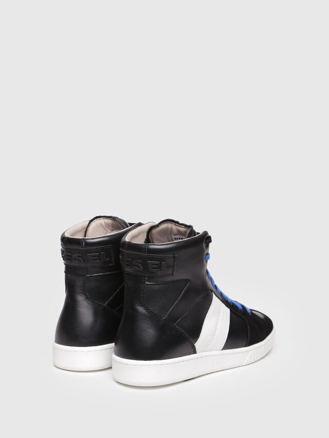 Diesel - S-MILLENIUM MC, Black/White - Sneakers - Image 3