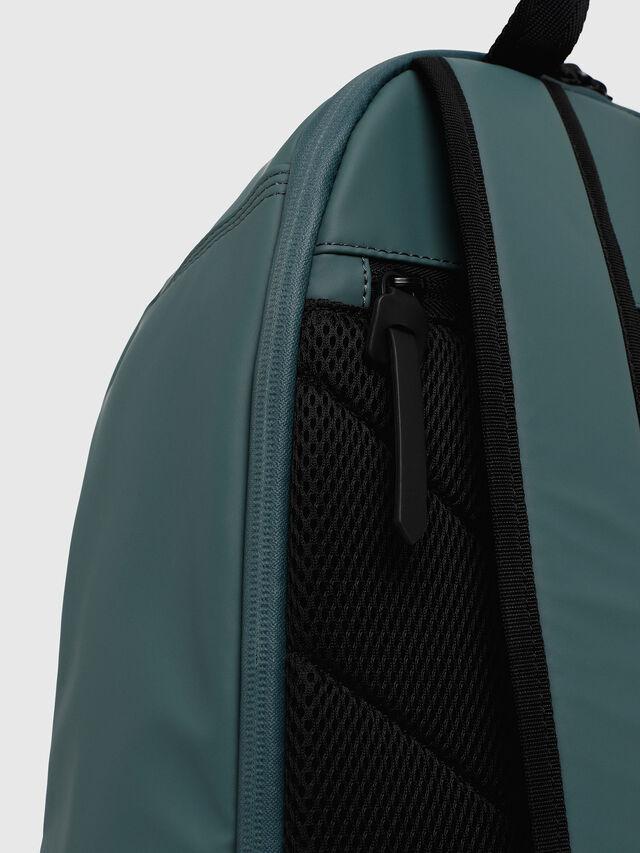 Diesel - F-BOLD BACK, Green/Grey - Backpacks - Image 3