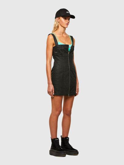 Diesel - DE-VOLCANO-SX, Black - Dresses - Image 6