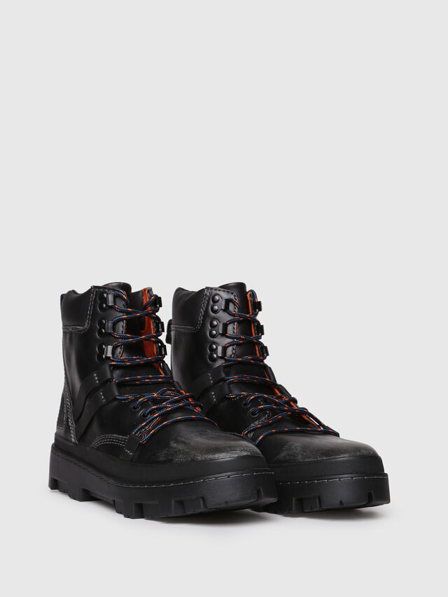 Diesel - D-VIBE HIKEB, Black - Boots - Image 2