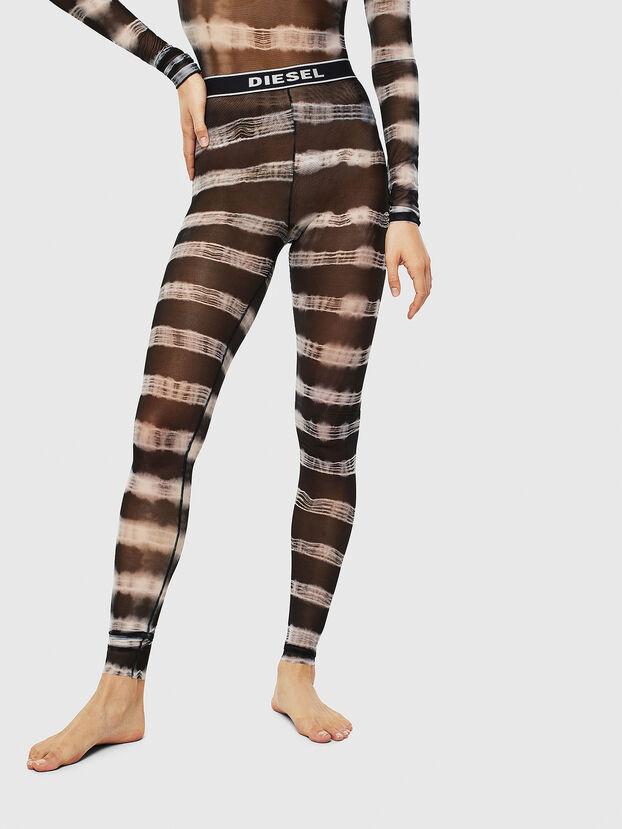 UFLB-ASRIN-K, Black/White - Pants