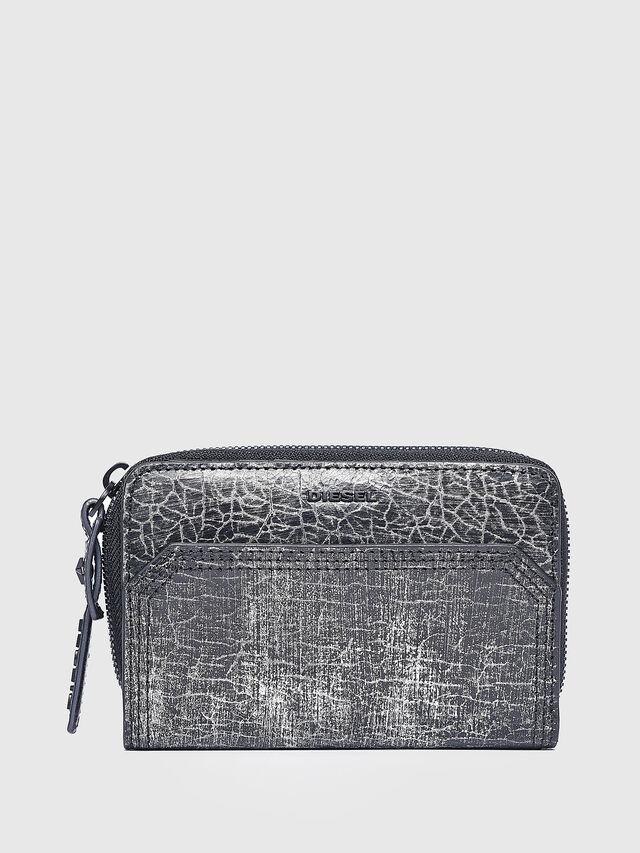 Diesel - BUSINESS II, Dark grey - Small Wallets - Image 1