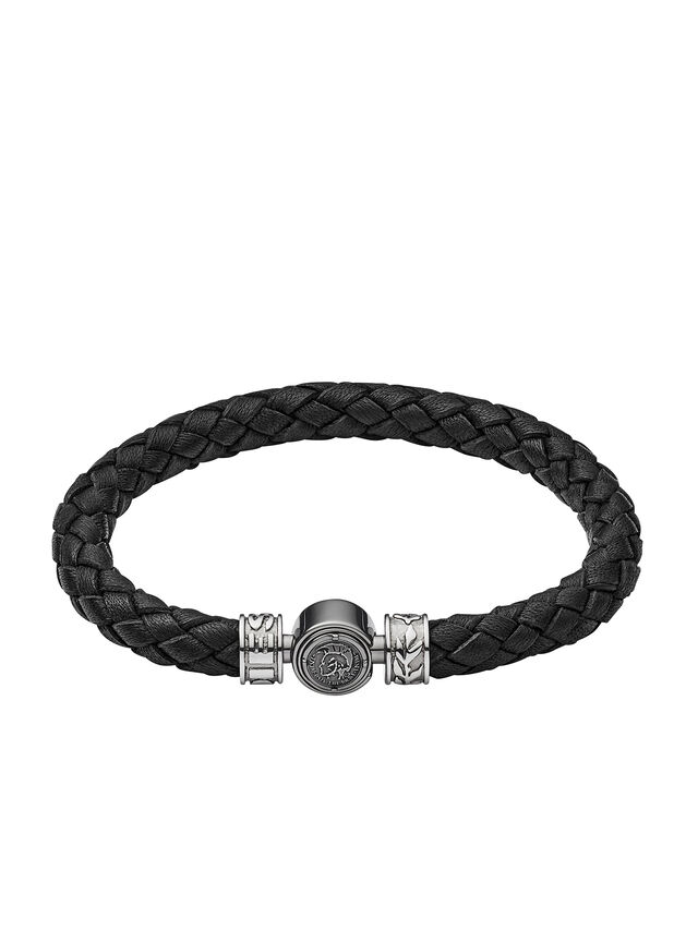 Diesel - DX1105, Black - Bracelets - Image 1