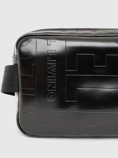 Diesel - X-BOLD BELTBAG PK, Black - Belt bags - Image 7