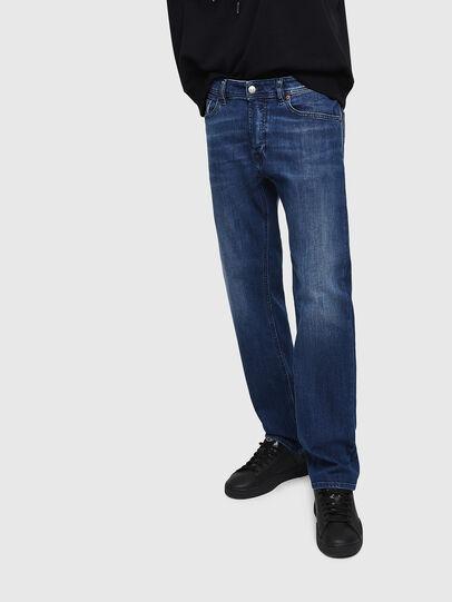 Diesel - Waykee 082AZ, Dark Blue - Jeans - Image 1