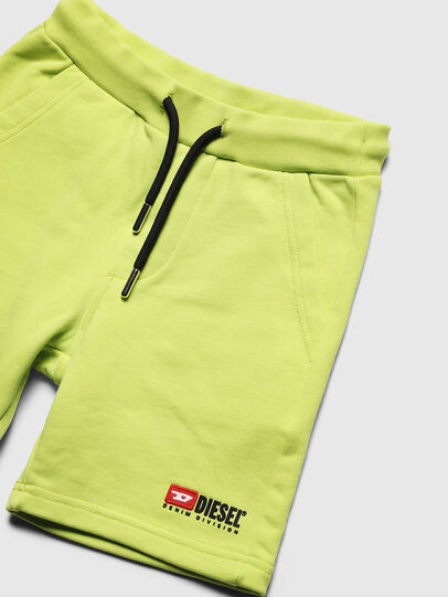 Diesel - PNAT, Yellow Fluo - Shorts - Image 3