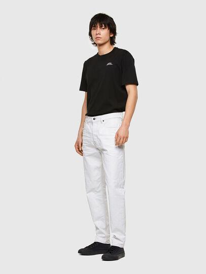 Diesel - D-Vider 003AF, White - Jeans - Image 5