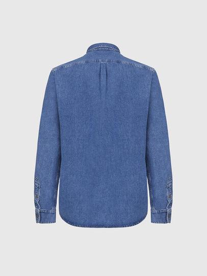 Diesel - D-BILLY, Light Blue - Denim Shirts - Image 2