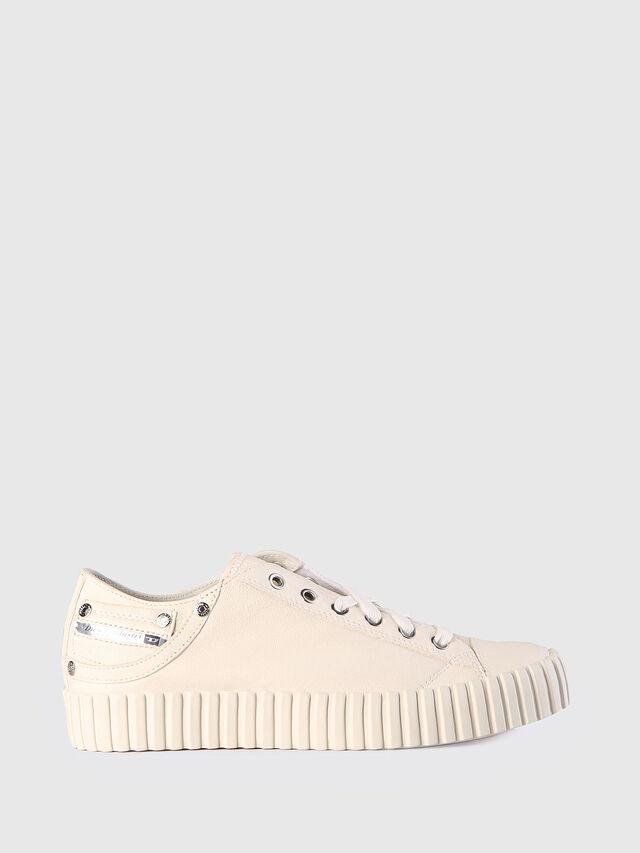 Diesel - S-EXPOSURE CLC W, White - Sneakers - Image 1