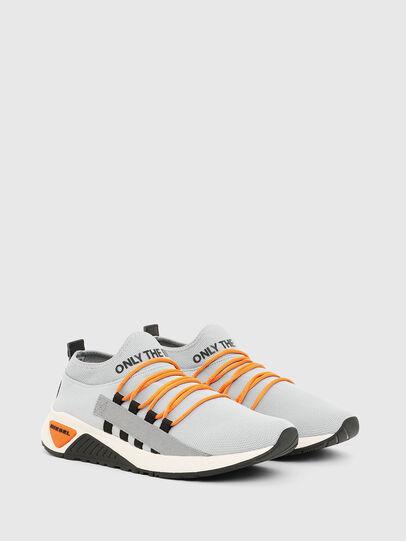 Diesel - S-KB SLG, Grey - Sneakers - Image 2