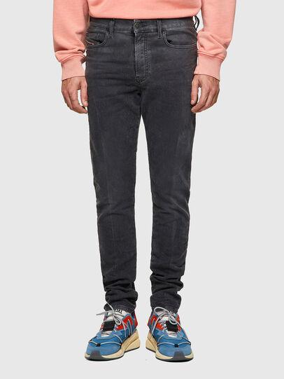 Diesel - D-Amny JoggJeans® 09A74, Black/Dark grey - Jeans - Image 1