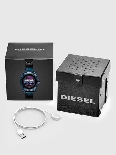 Diesel - DT2020, Blue - Smartwatches - Image 5