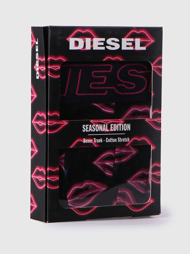 Diesel - UMBX-DAMIEN, Black/Pink - Trunks - Image 4