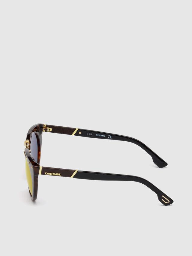 Diesel - DL0211, Brown - Eyewear - Image 3